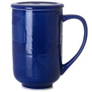 David's Tea Sapphire Textured Nordic Mug